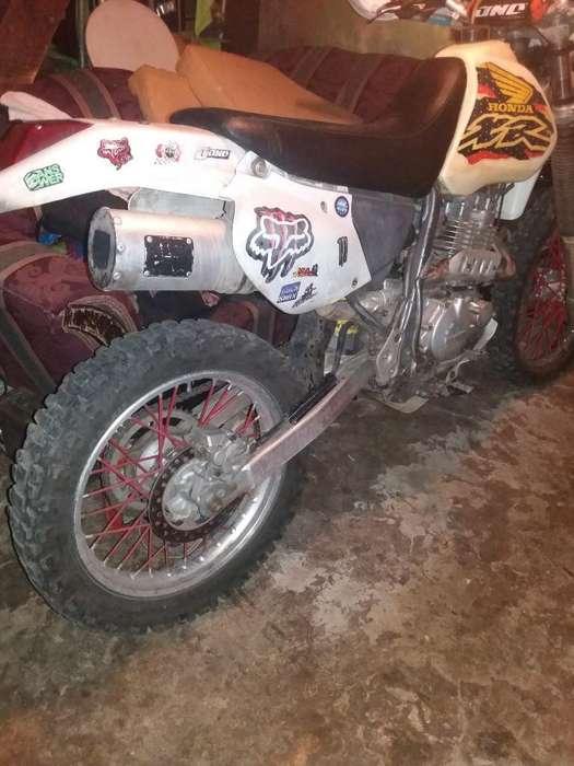 Honda Xr 400 Al Dia