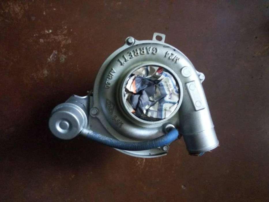 turbo compresor motor hino j05