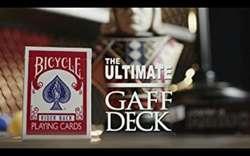 Ultimate Gaff Deck Baraja Bicycle Magia