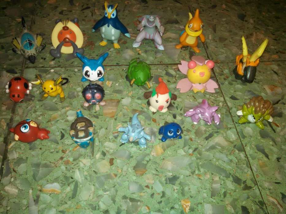 POKEMONES ORIGINALES