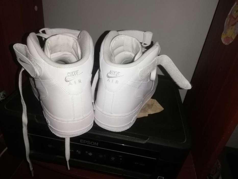 Zapatillas Nuevas Nike Air Force One
