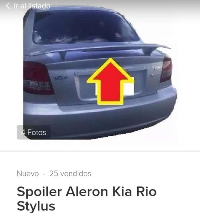 Aleron Kia Rio 2003