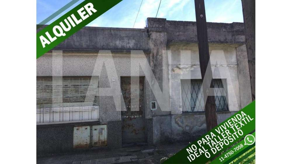 Arenales 3400 - 8.000 - Tipo casa PH Alquiler
