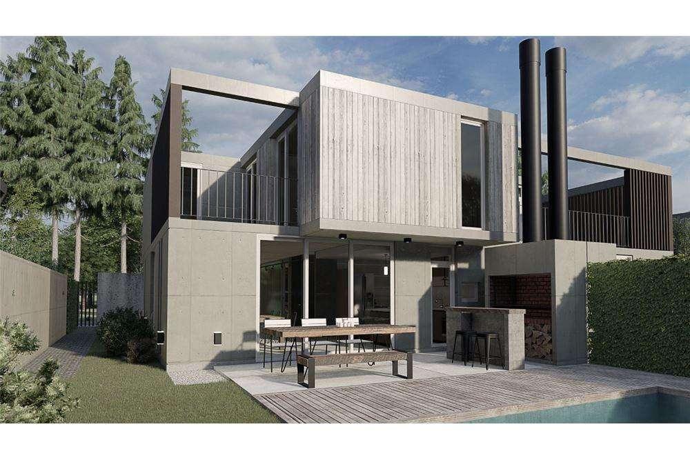 Casa de 3 dormitorios en venta en MB Gonnet