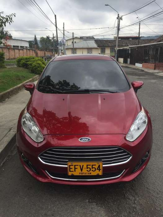<strong>ford</strong> Fiesta  2017 - 42200 km
