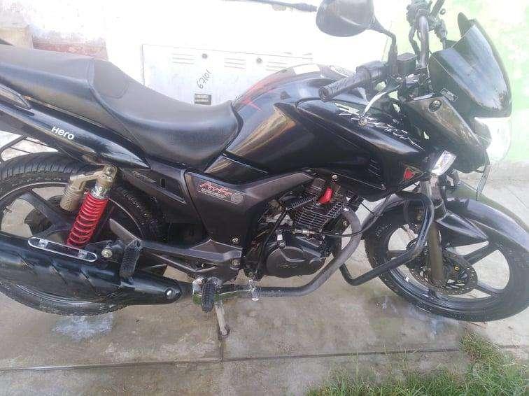 VENDO MOTO LINEAL HERO HUNK 150 - NO PULSAR NO HONDA