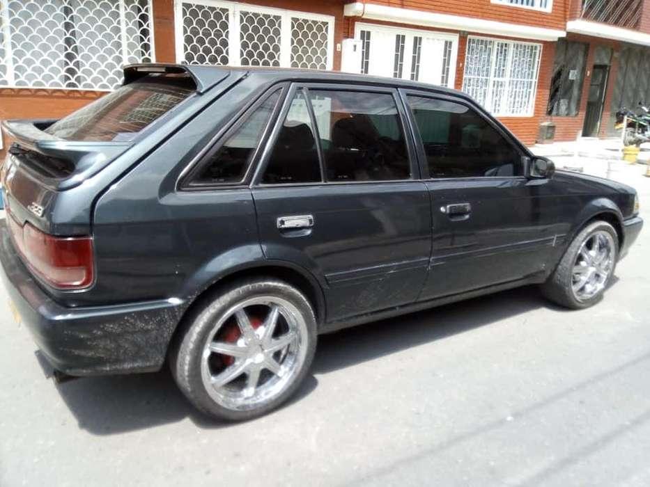 Mazda 323 1997 - 125300 km