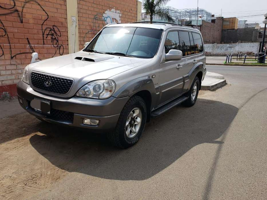 Hyundai Terracan  2005 - 150000 km