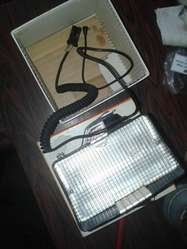 Flash Strobo lite Toshiba Antiguo