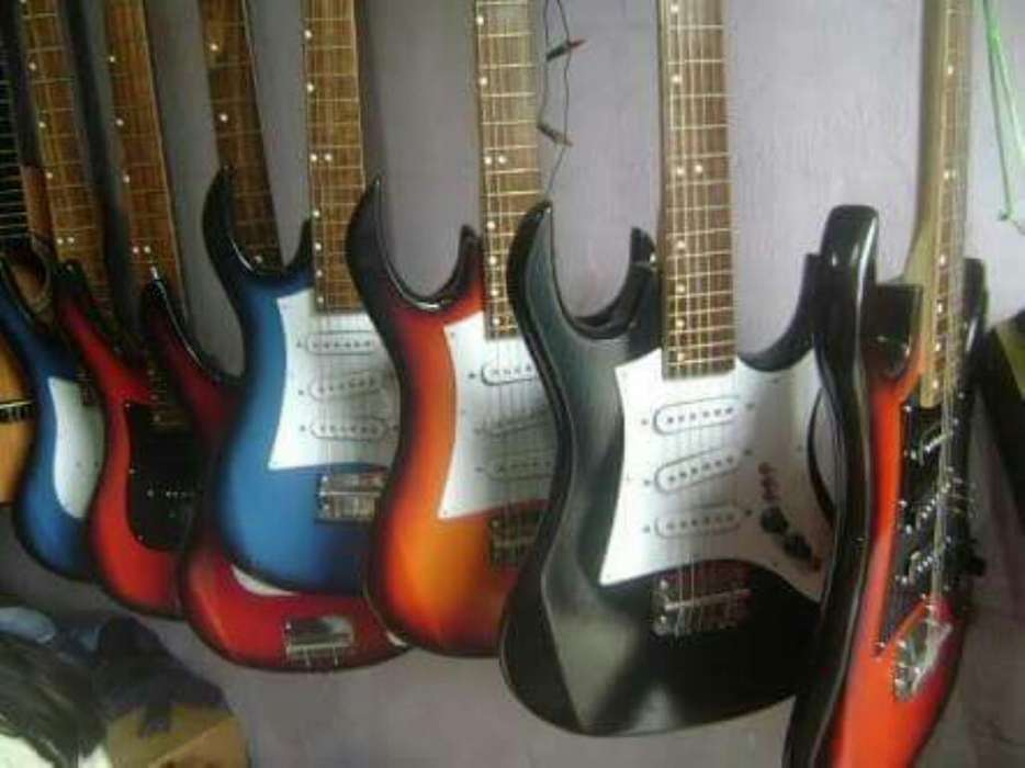 Guitarra Electrica Nacional