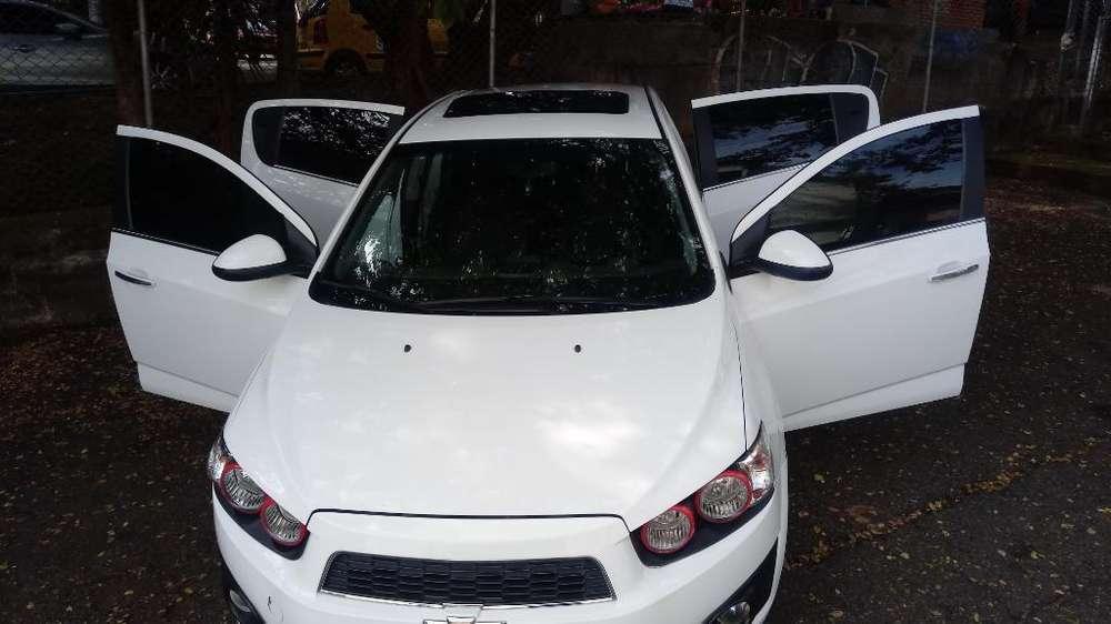 Chevrolet Sonic 2013 - 63000 km