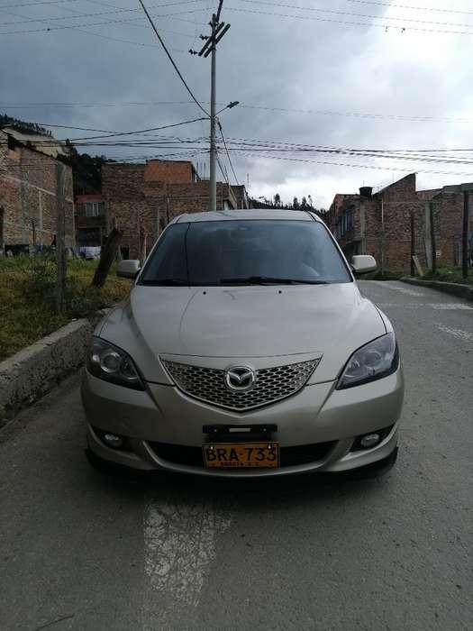 Mazda 3 2005 - 146342 km