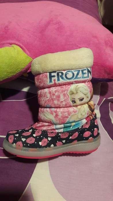 Botas Frozen Niña