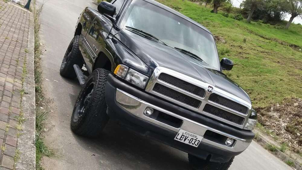 <strong>dodge</strong> Ram 1500 1998 - 220000 km