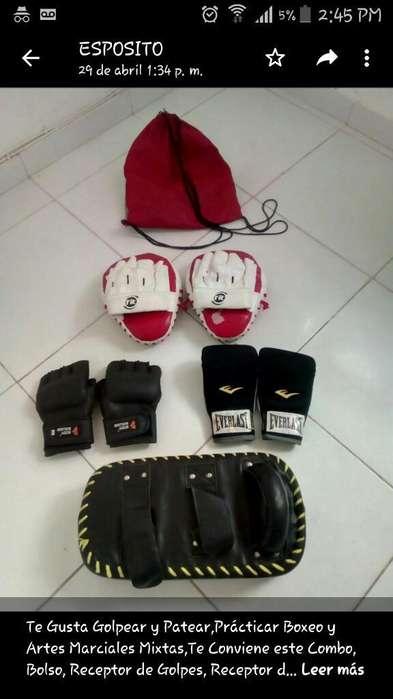 Vendo Combo de Boxeo O Artes Marciales