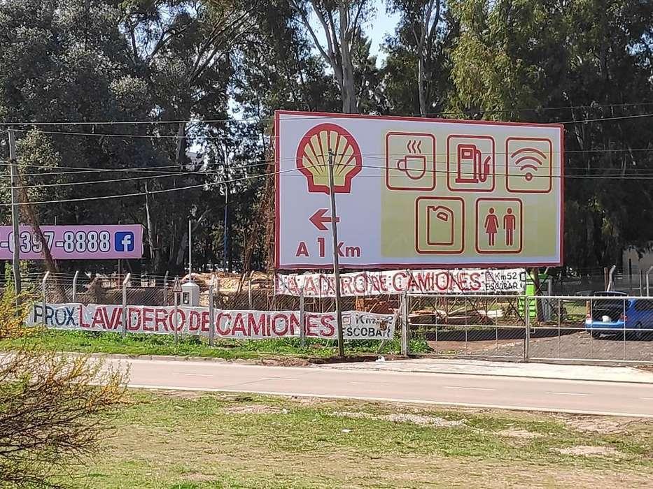 Lavadero de Camiones Km 52 Escobar