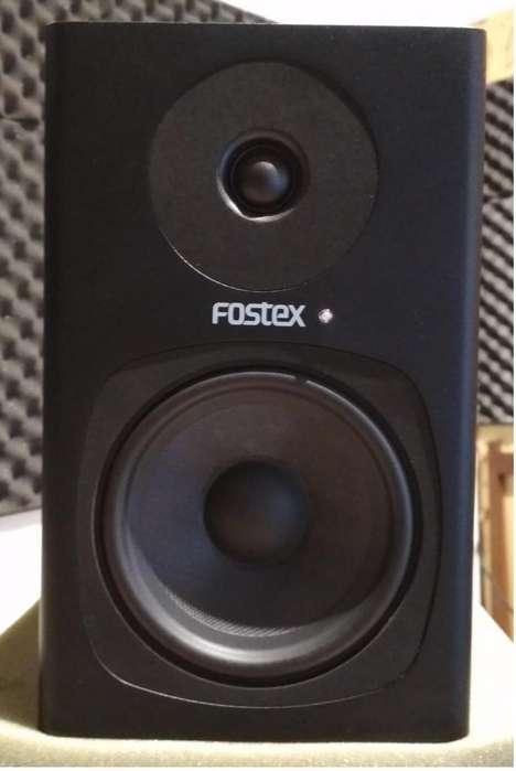 Parlantes/monitores De Estudio Fostex Pm 0.5d