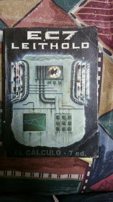 Libro Calculo Leithold Ingenieria