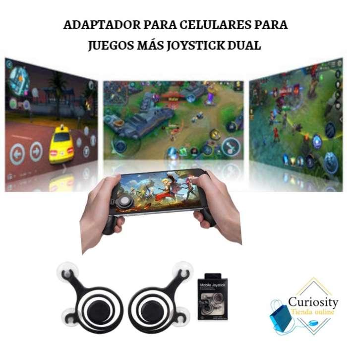 Game Handle Más Joystick Dual