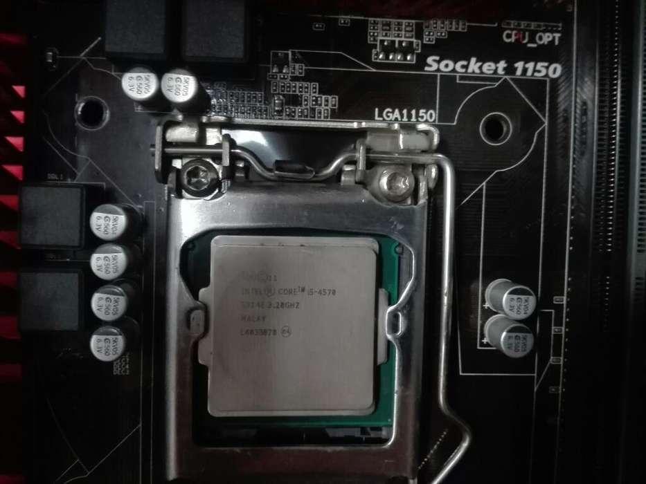 Procesador Core I5 4570