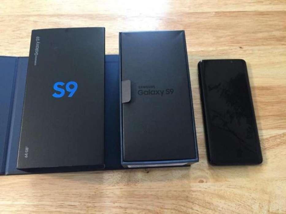 S9 Plus Como Nuevo