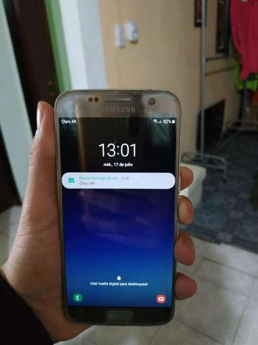 Galaxy S7 con Android 9