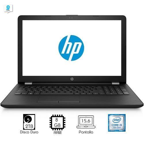 LAPTOP HP 15-bs021-cy i5-7200U 8GB RAM 2TB TOUCHSCREEN 15.6
