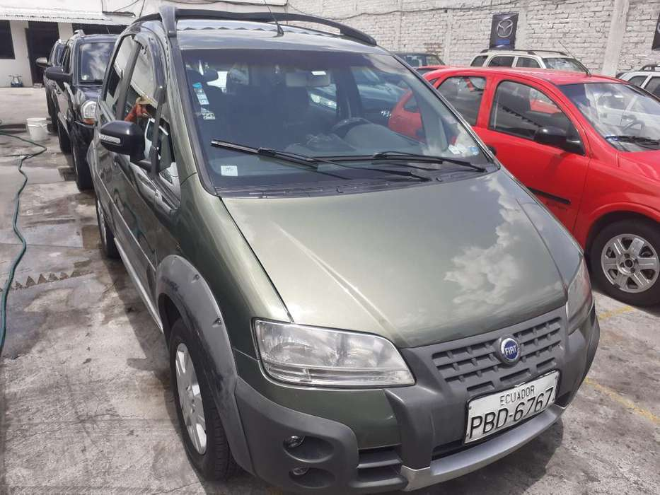 <strong>fiat</strong> Adventure 2007 - 190000 km