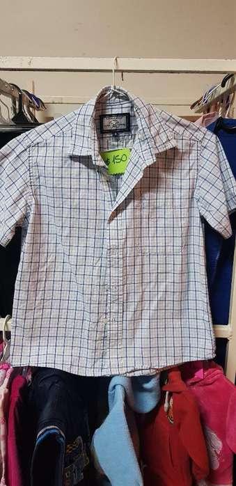 Camisa Niño Kevingston