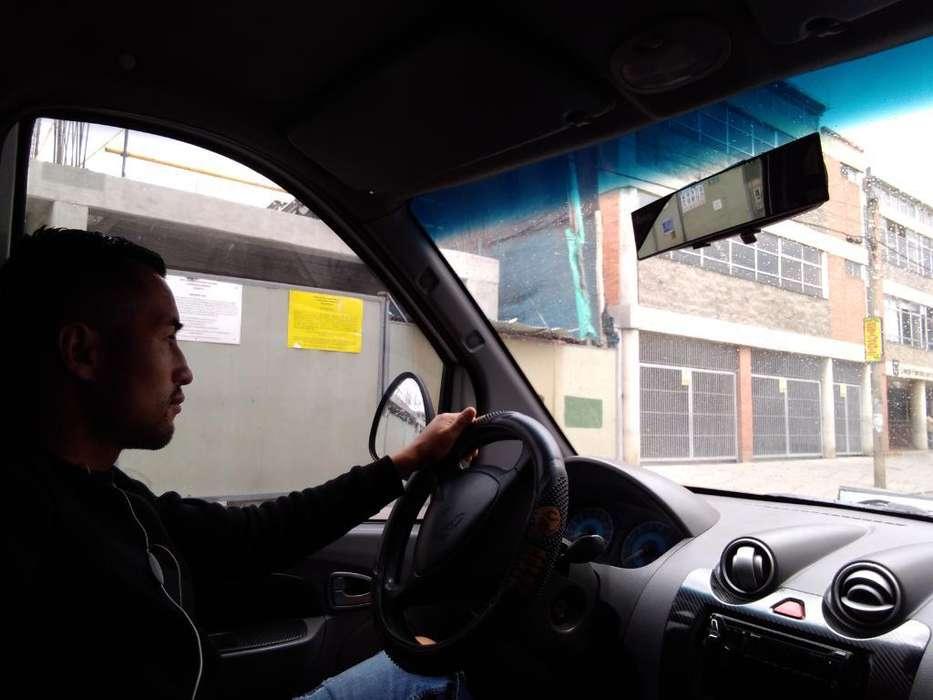 Me Ofrezco Como Conductor con Carro