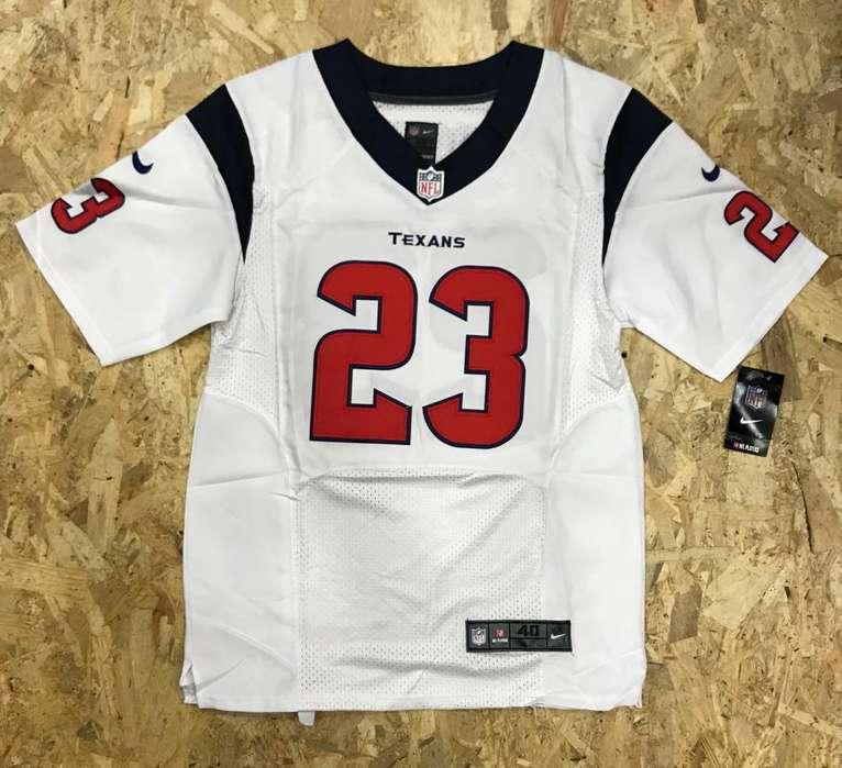 Camisa Malla Jersey Futbol Americano Nfl Houston Texans