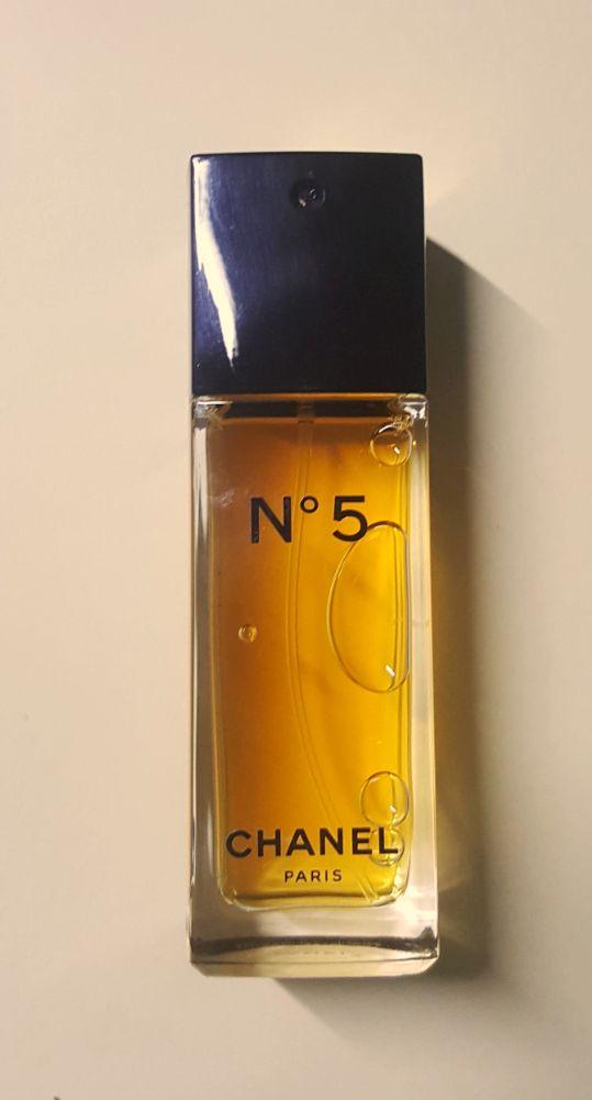 2a8ca67ce Chanel Nro 5 Eau De Toilette 50ml Original para mujer - Lima