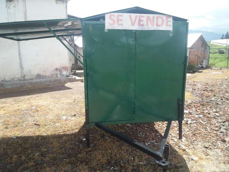 Sr Vende Remolque para Ordeño Mecanico