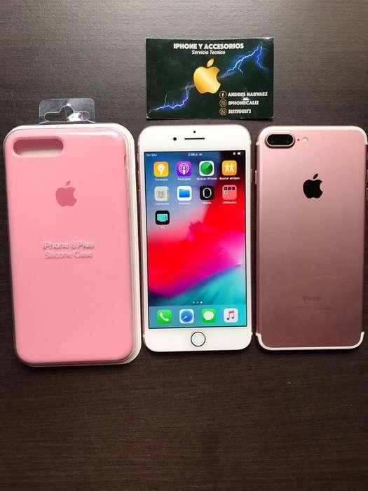 iPhone 7 Plus de 32Gb Gold Rose