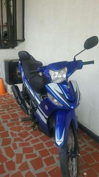 Vendo Moto Yamaha Cripton 2014
