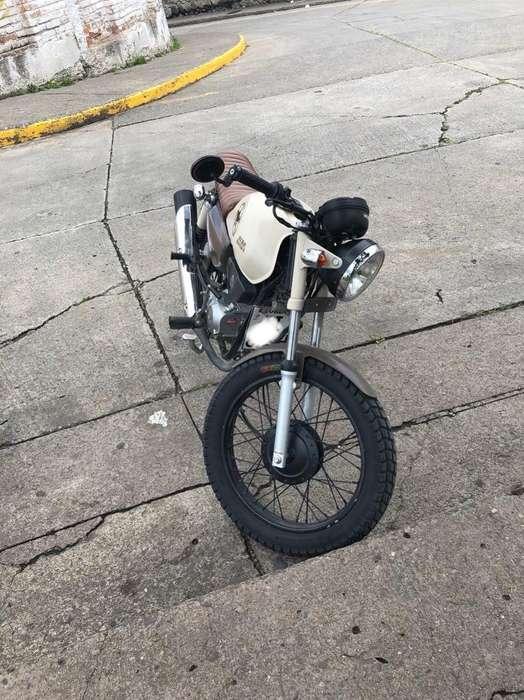 Moto <strong>honda</strong> Hero Cafe Racer