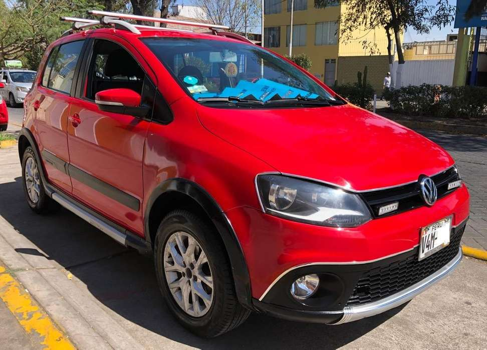 Volkswagen Crossfox 2013 - 84658 km