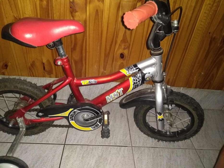 Vendo bicicleta de nio