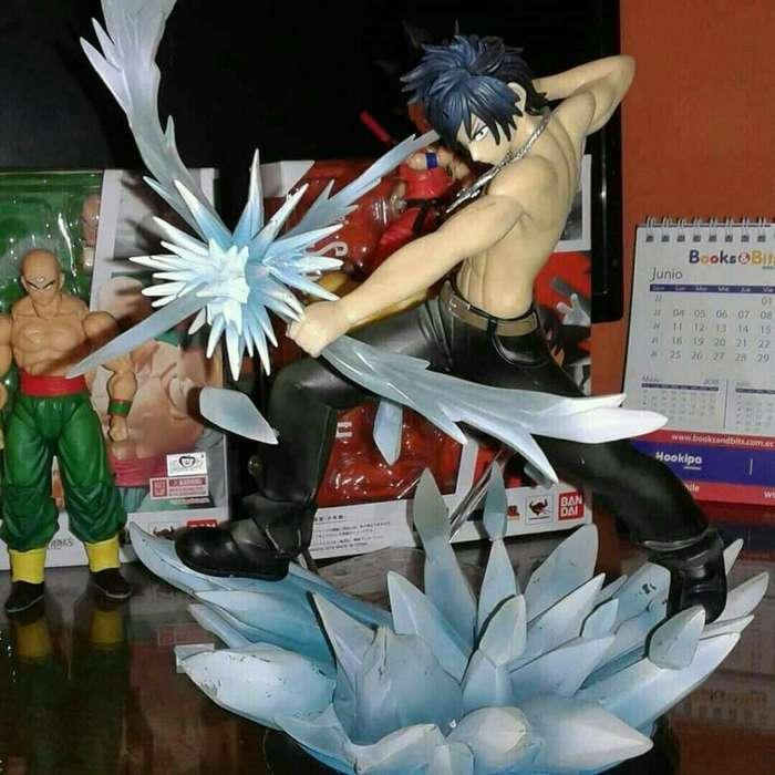 Figura Fairy Tail Gray Fullbuster