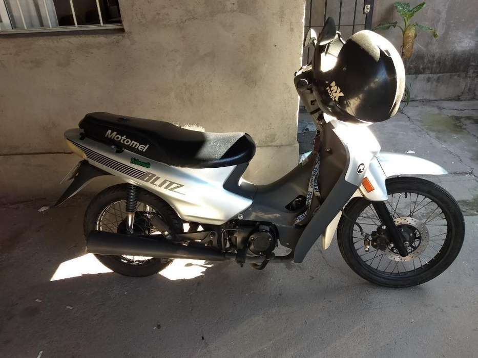 Motomel Blitz Impecable