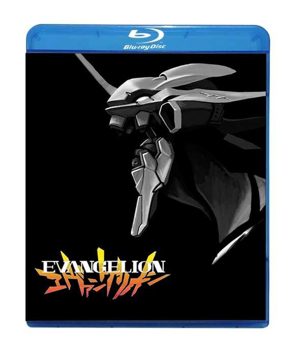 Evangelion Anime y películas Colección Bluray 26 episodios y 5 películas