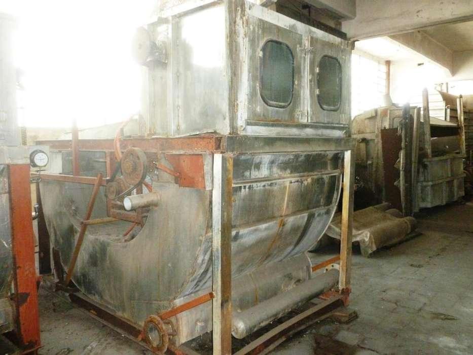 Overflow Kuyng Hun Machinery 2 bocas c/ tanque de preparación 200 kg