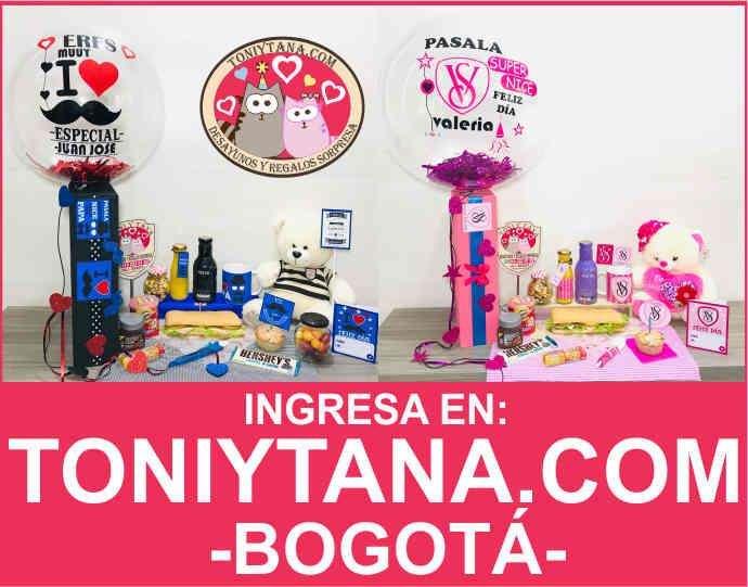 Desayuno sorpresa Bogotá - Servicios Bogotá