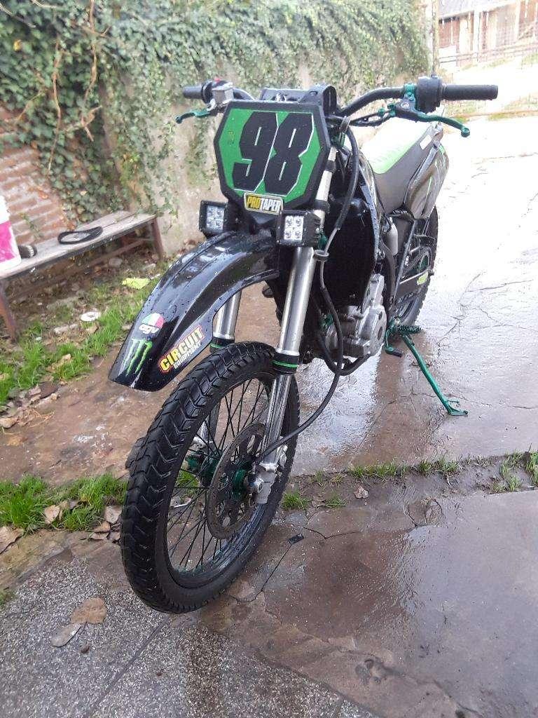 Kawasaki Klx 650
