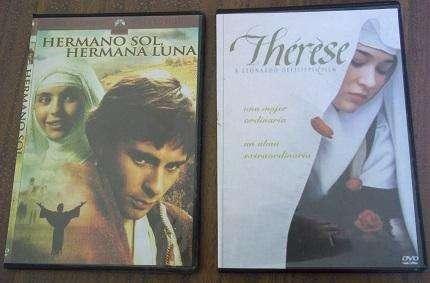 DVDs Película sobre S. Francisco y Sta. Teresita