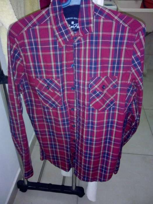 Camisa Rever Pass Small Talle 16