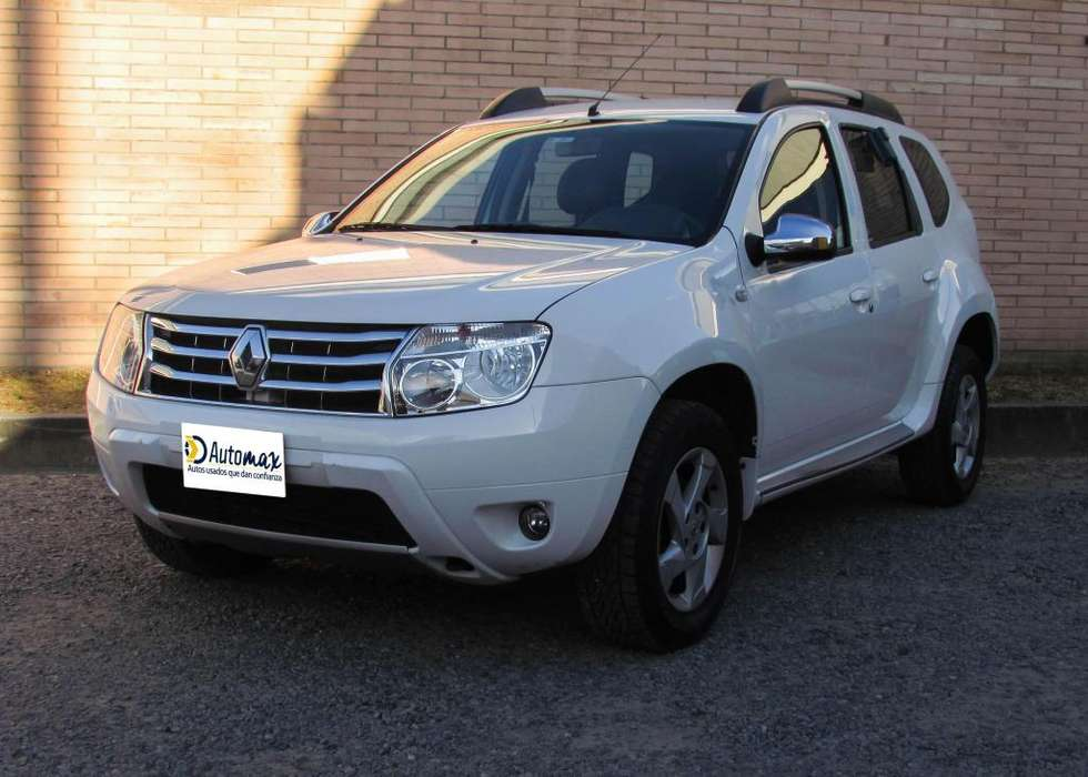 Renault Duster 2013 - 64553 km