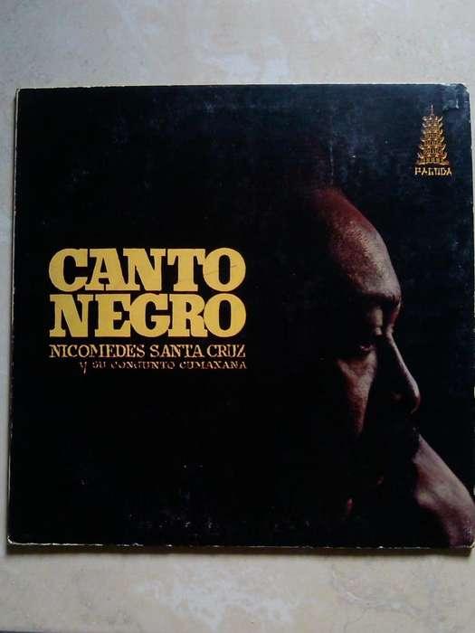 Canto Negro con Nicomedes Santa Cruz y su conjunto Cumanana