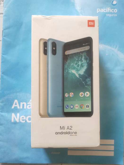 Xiaomi Mi A2 64gb Nuevo Cambio Vendo
