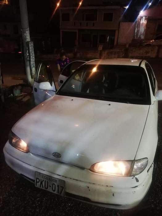 Hyundai Accent 1995 - 4167875 km